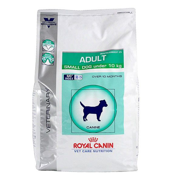 Chien Small Adult Digest/dental - 4 kg