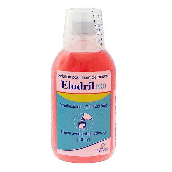 eludrilpro est un bain de bouche antiseptique utilis en cas d 39 affection de la bouche. Black Bedroom Furniture Sets. Home Design Ideas