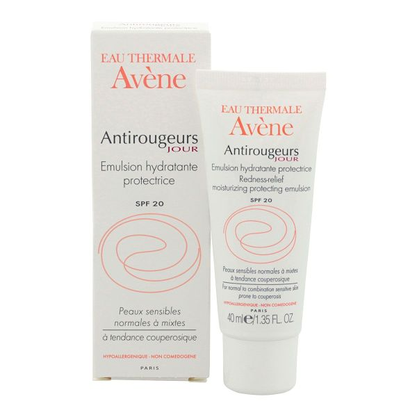 Anti-rougeurs jour SPF20 40ml