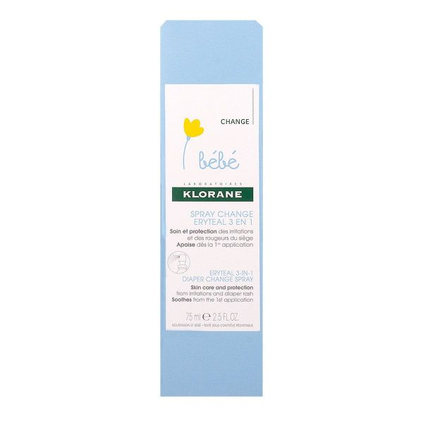 Bébé spray change eryteal 3en1 75ml