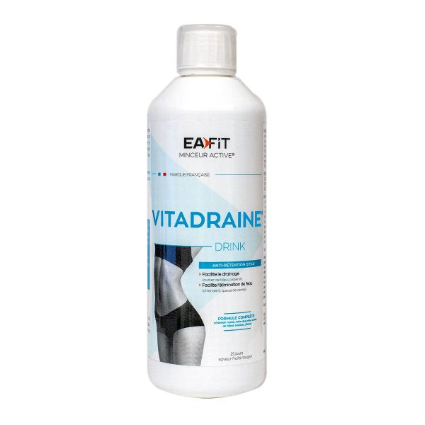 Vitadraine drink fruits rouges 500ml