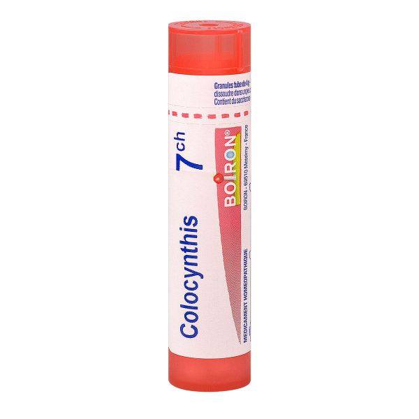 Colocynthis tube granule