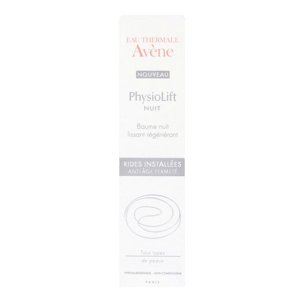 Physiolift baume nuit lissant 30ml