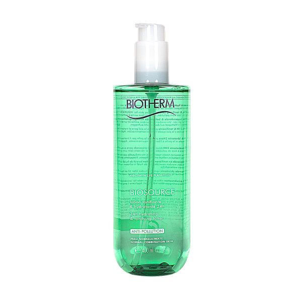 Biosource lotion tonifiante 400ml