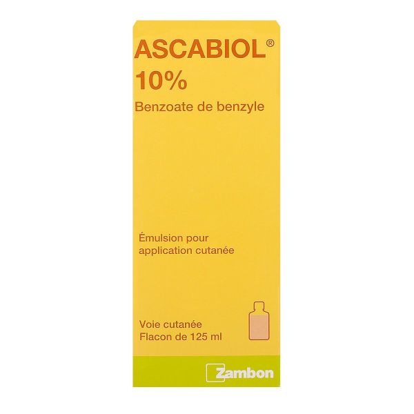 ascabiol 10% 125ml